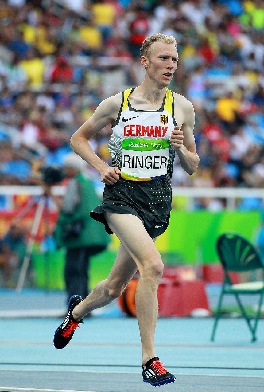 Richard Ringer gives his Half Marathon debut in Berlin at the GENERALI BERLIN HALF MARATHON