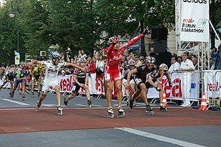 904b4234f4b3fe Marathon-Skate-Gewinner Luca Saggiorato in Berlin   Der