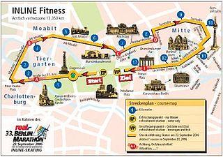 25 KM VON BERLIN MARATHON 1995 MEDAILLE ORIGINAL TEILNEHMER FINISHER Pokale & Preise TOP RAR