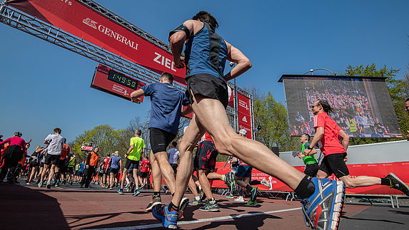 Chck out the results of the 2019 GENERALI BERLIN HALF MARATHON
